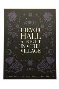 A Night In The Village Poster