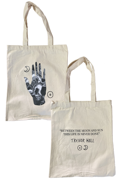 Trevor Hall Tote Bag