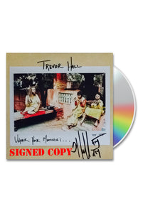Unpack Your Memories...CD Signed