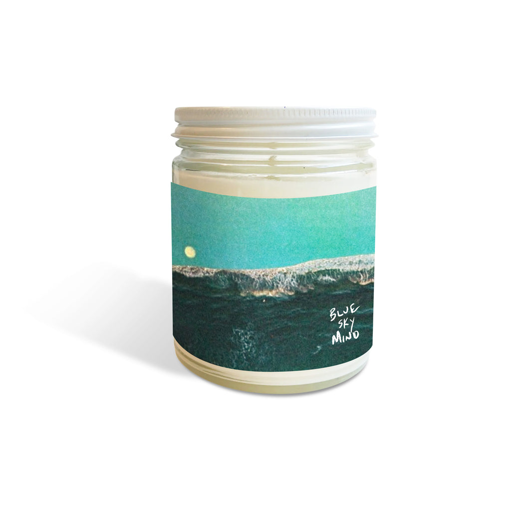 Blue Sky Mind Salt & Sea Candle