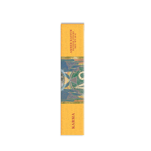 Karma Amber Kasturi Incense (40+ sticks)