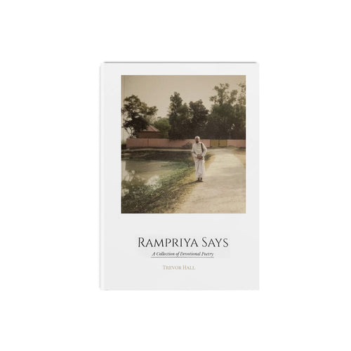RAMPRIYA SAYS book