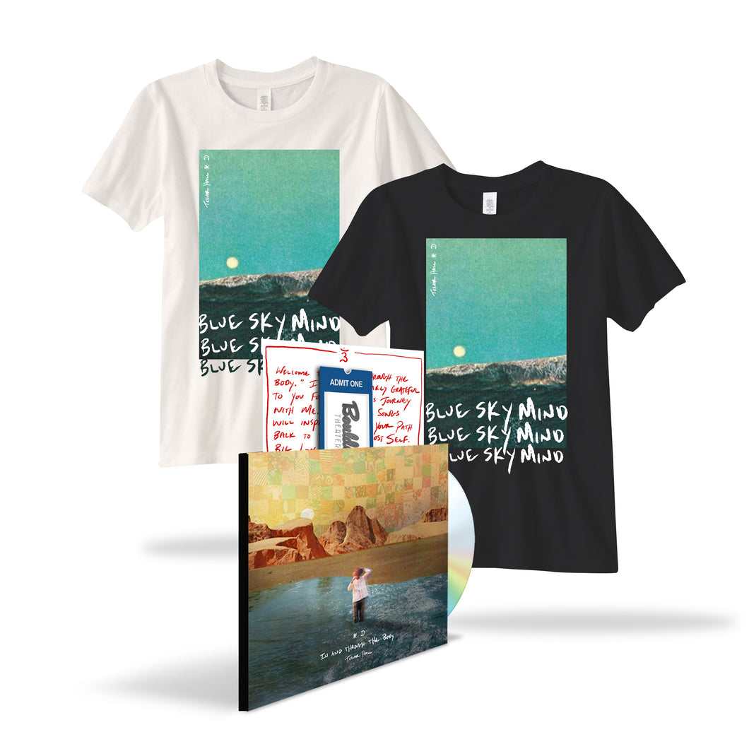In And Through The Body T-Shirt Bundle
