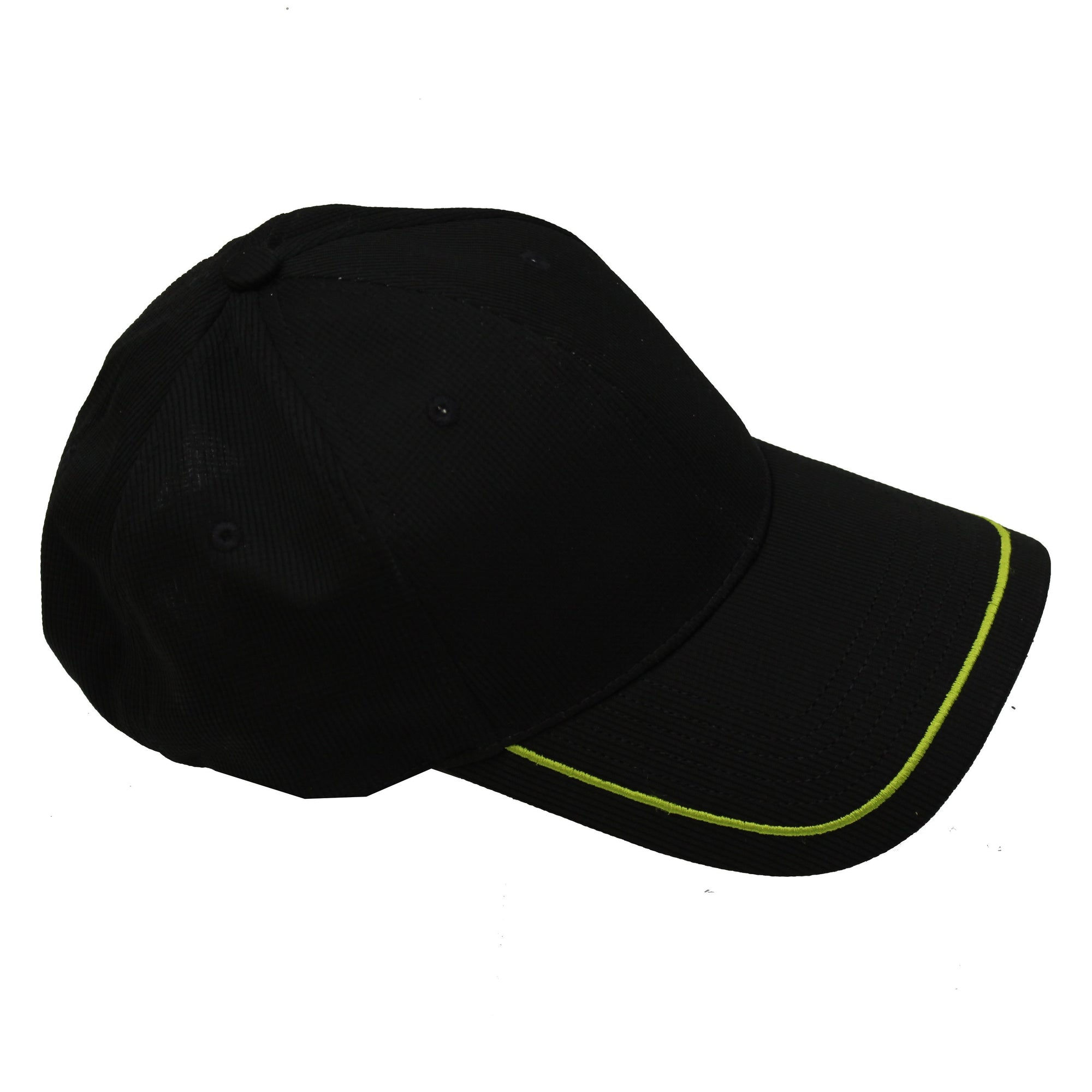 Druids Golf - Contrast Caps (Black/Lime)
