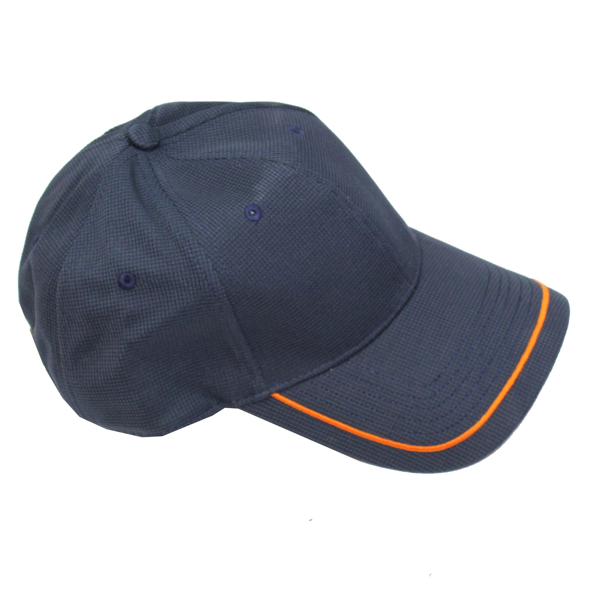 Druids Golf - Contrast Caps (Navy/Orange)