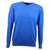 Druids Golf - Cotton V Neck Sweater (Blue)