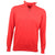 Druids Golf - Cotton Zip Neck Sweater (Red)