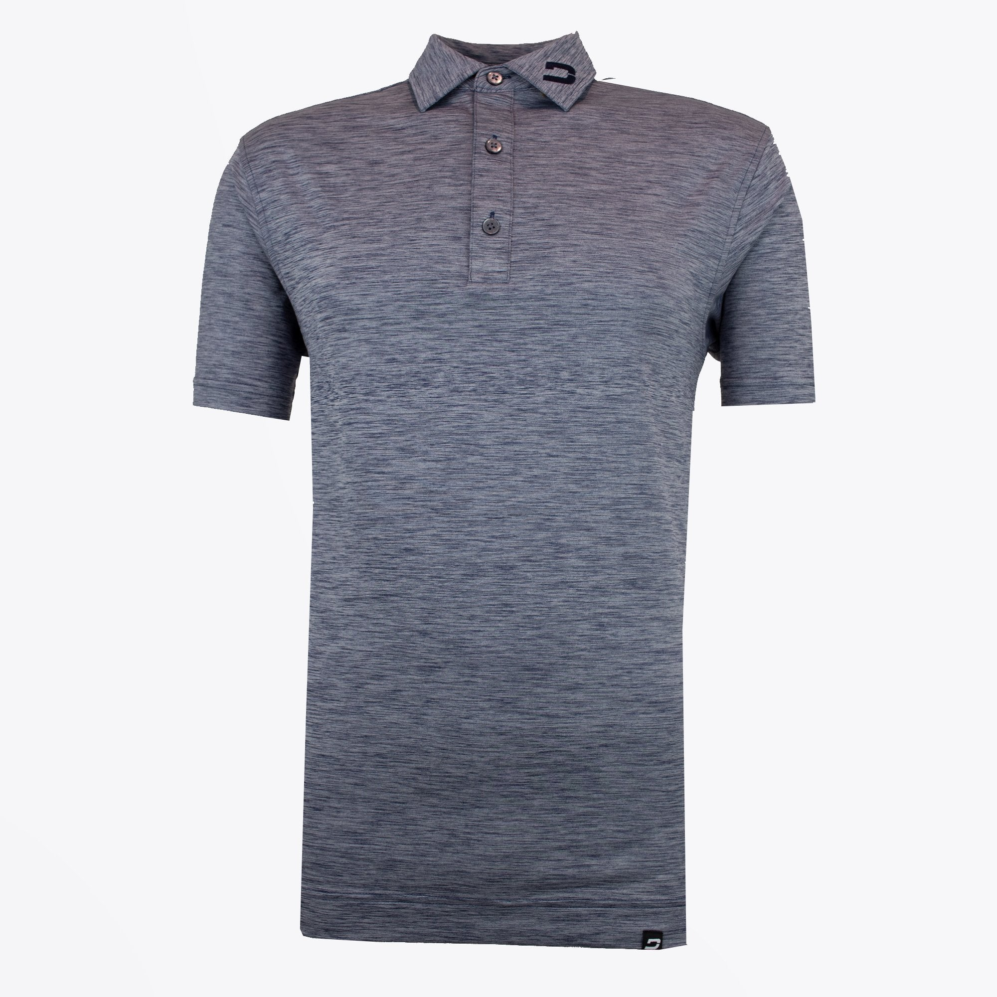 Druids Golf - Mens Flek Polo (Charcoal)