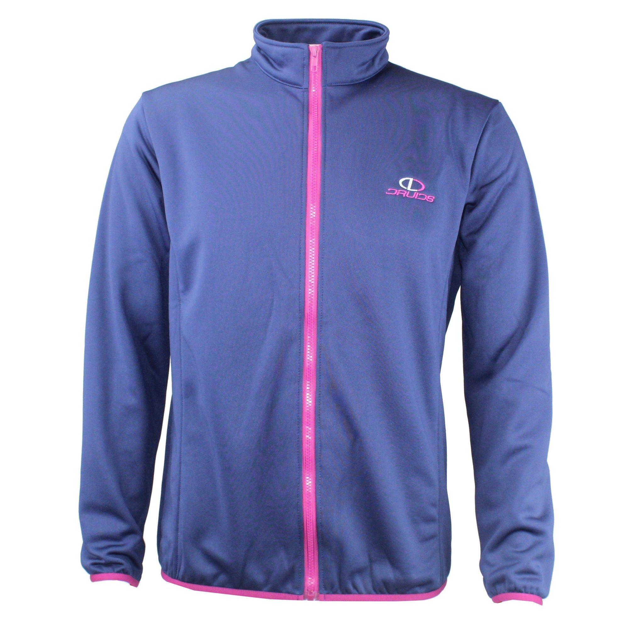 Druids Golf - Ladies Micro Fleece Mid layer (Navy)