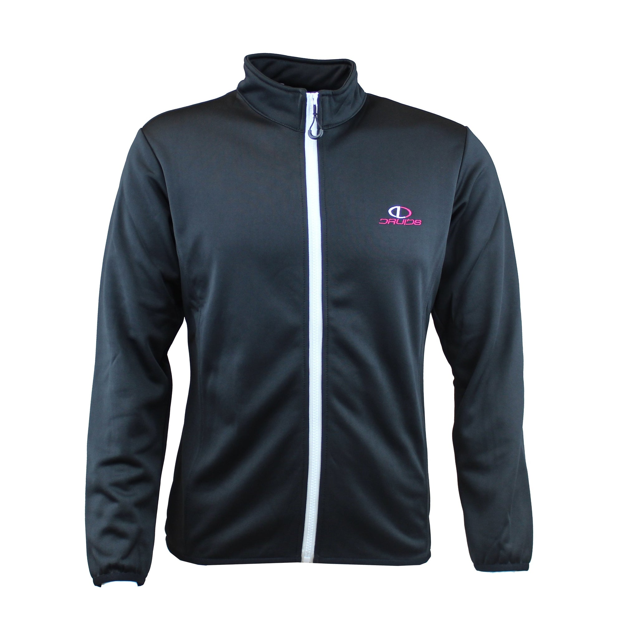 Druids Golf - Ladies Micro Fleece Mid layer (Black)