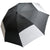 Druids Golf - Crested Double Corporate Canopy Umbrella (Black)