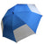 Druids Golf - Crested Double Canopy Corporate Umbrella (Blue)