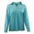 Druids Golf - Ladies LS Polo 2018 (Teal)
