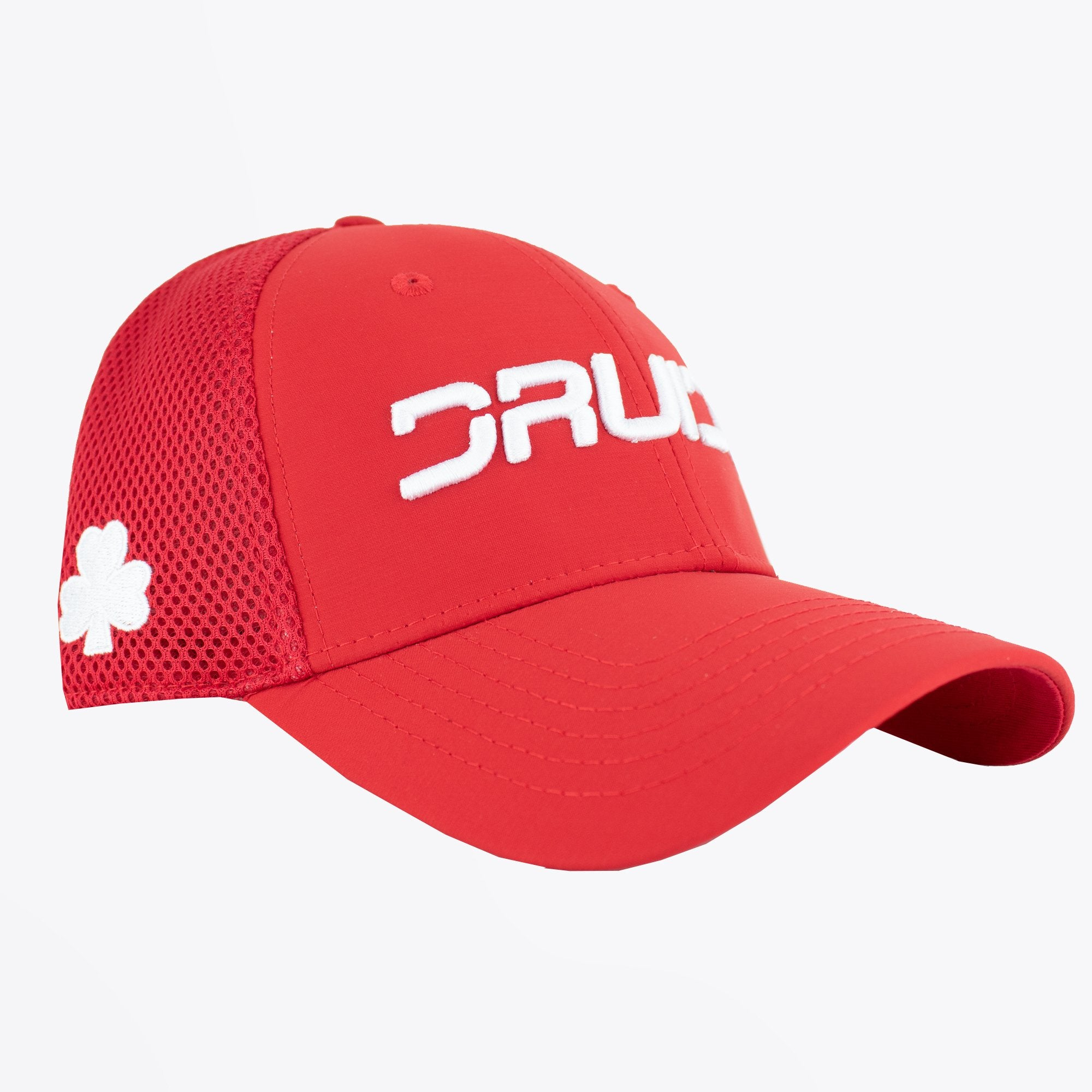 Druids Golf - Mesh Cap Red (Druids)