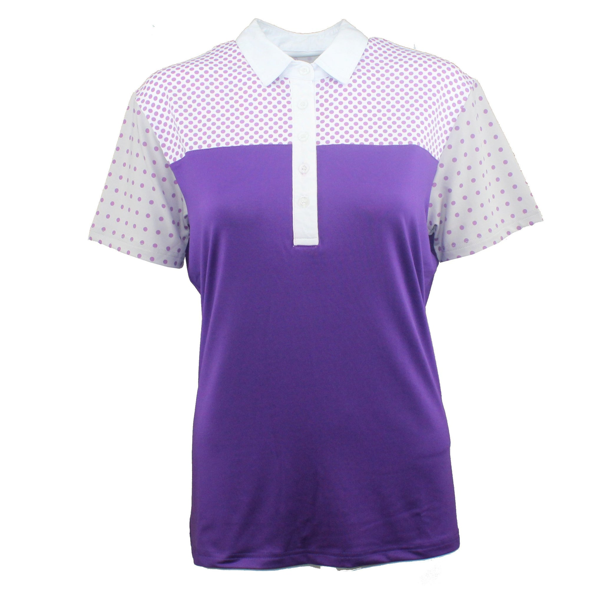 Druids Golf - Ladies Point Polo 2018 (Purple)