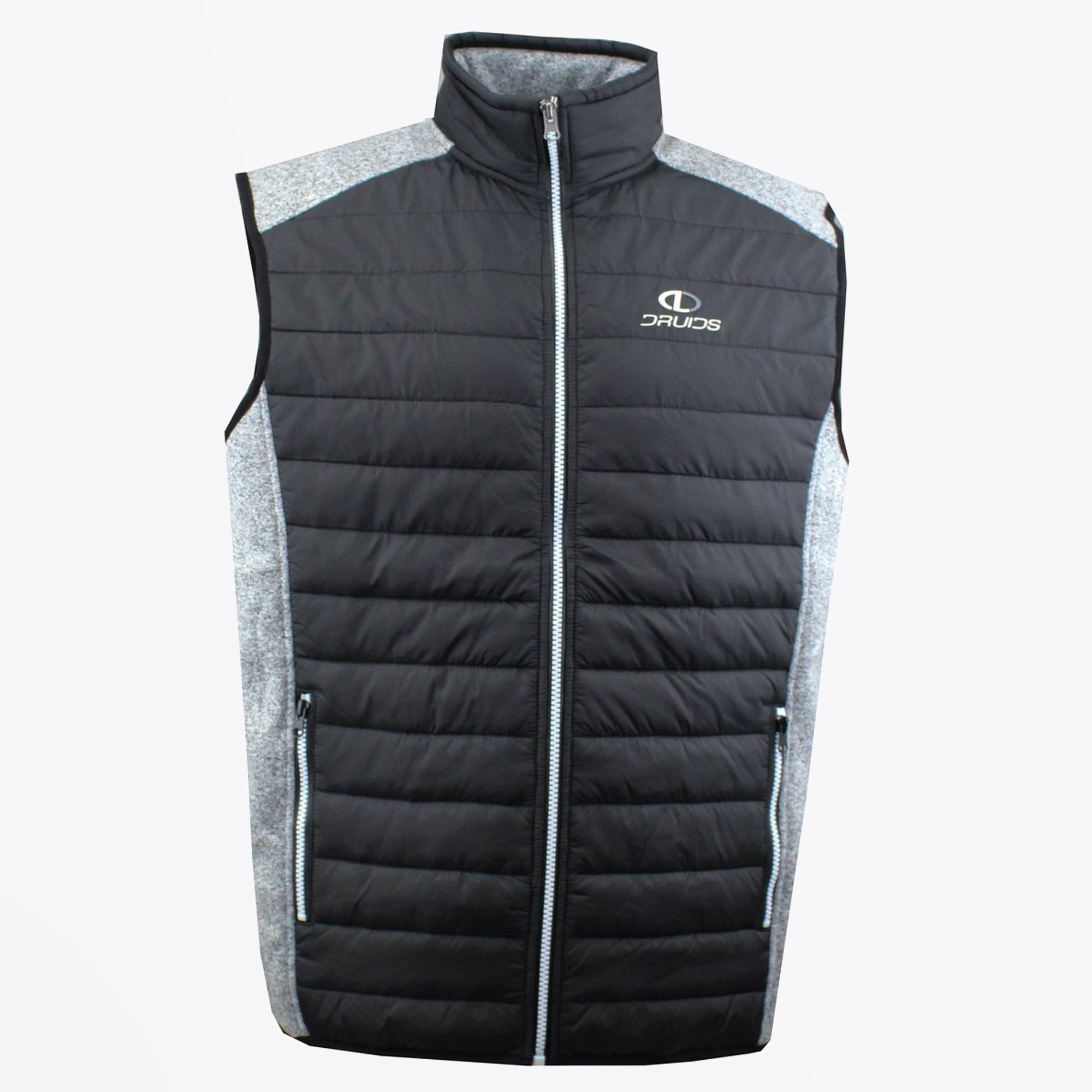 Druids Golf - Mens Prima Vest (Black)