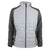 Druids Golf - Mens Quilted Jacket (White)