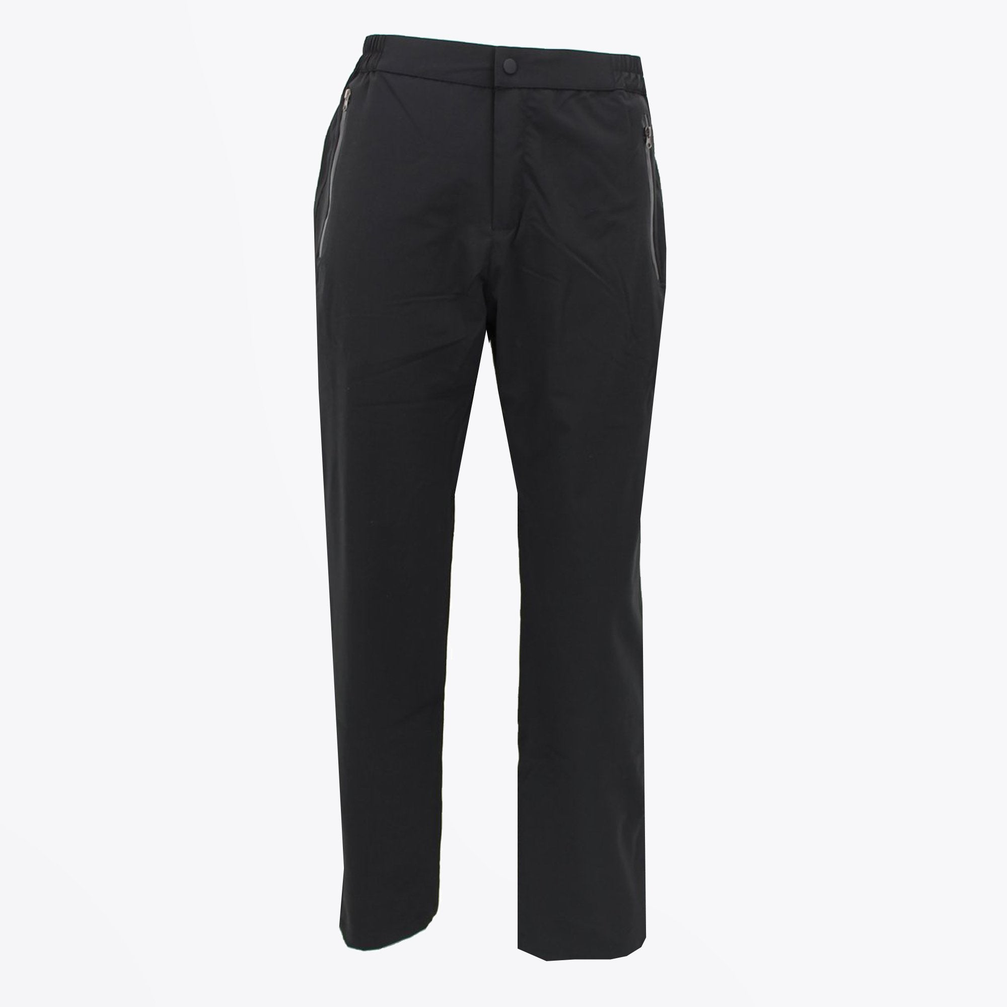 Druids Golf - Mens Rain Trousers (Black)