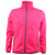 Druids Golf - Ladies Therma Full Zip Midlayer (Fuschia)