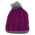 Druids Golf - Ladies Two Tone Beanie (Purple)