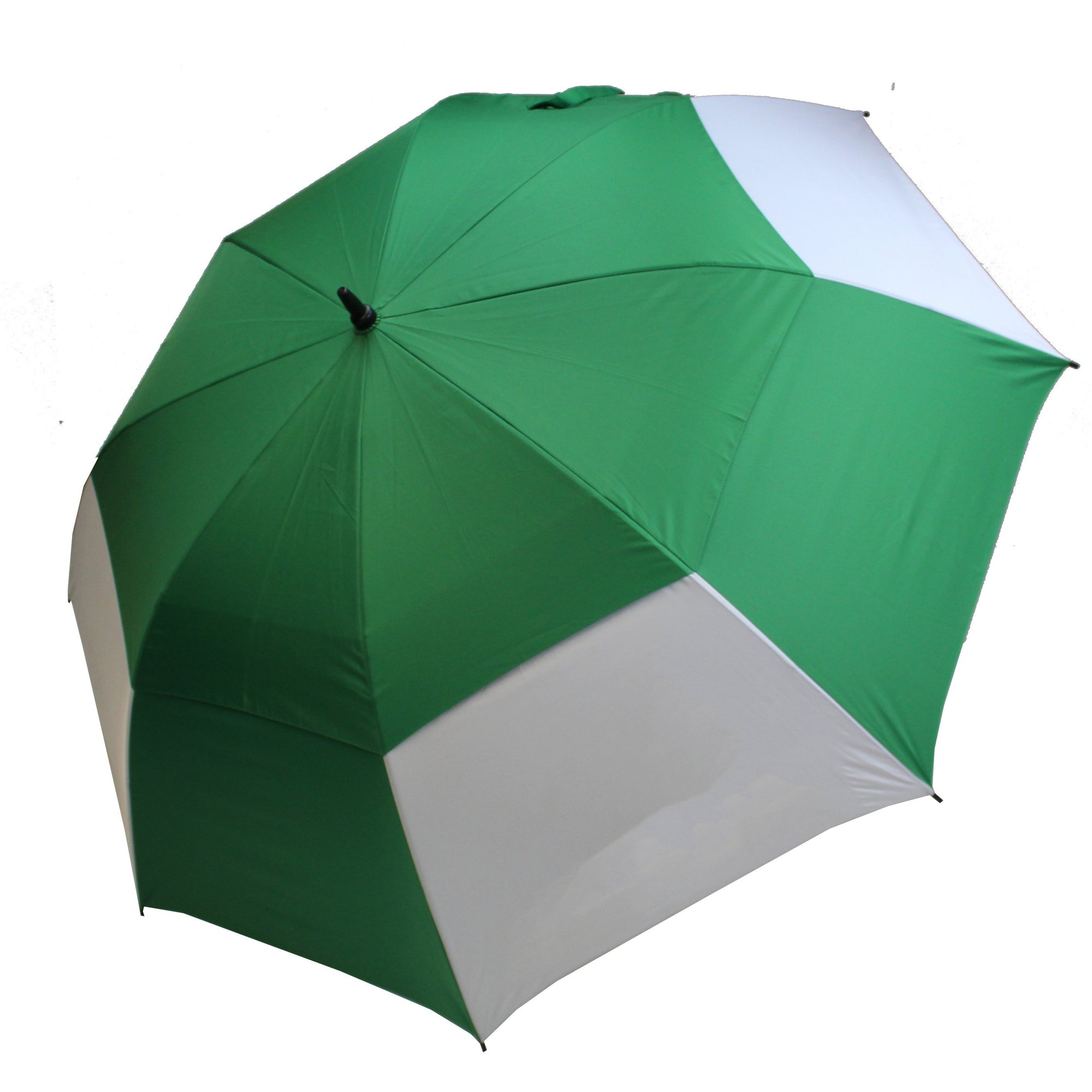 Druids Golf - Crested Double Canopy Corporate Umbrella (Bottle)