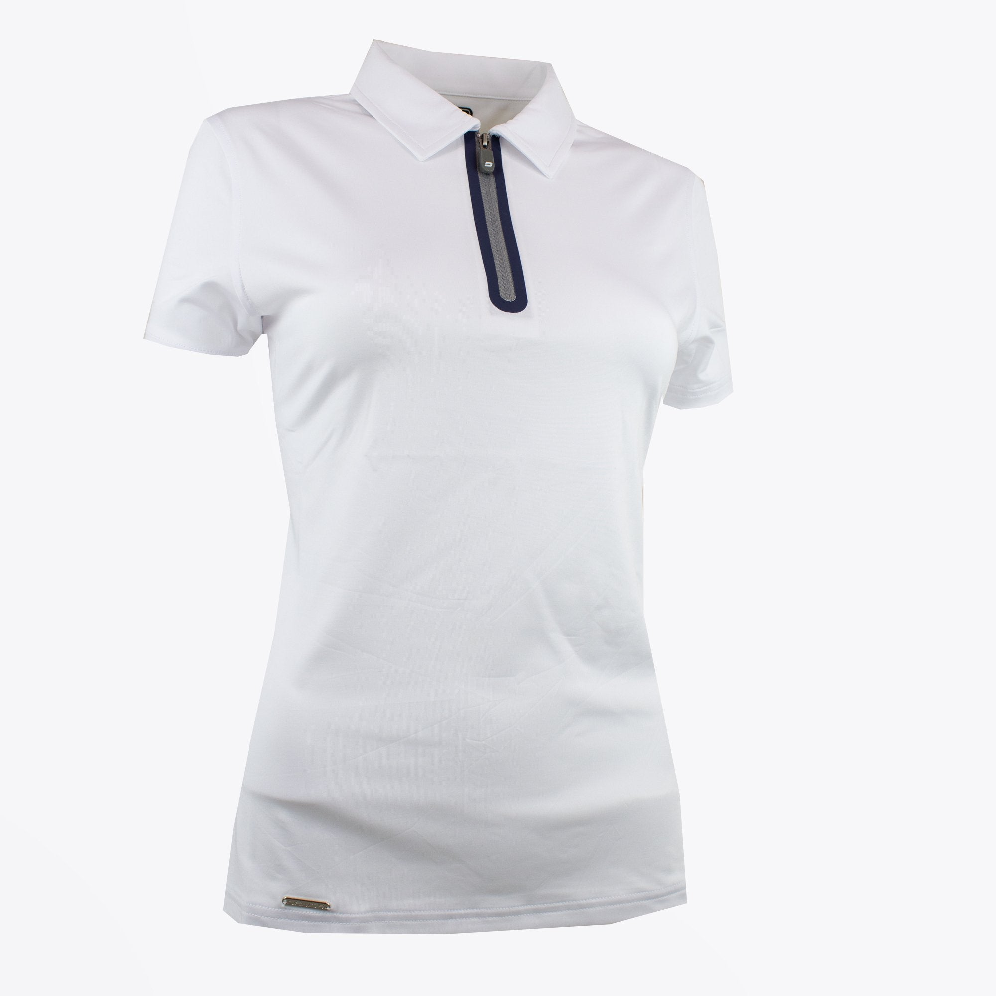 Druids Golf - Ladies Premium Line Polo (White)