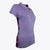 Druids Golf - Ladies High Cut Polo (Lilac)