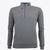 Druids Golf - Mens Two Tone 1/4 Zip (Grey)