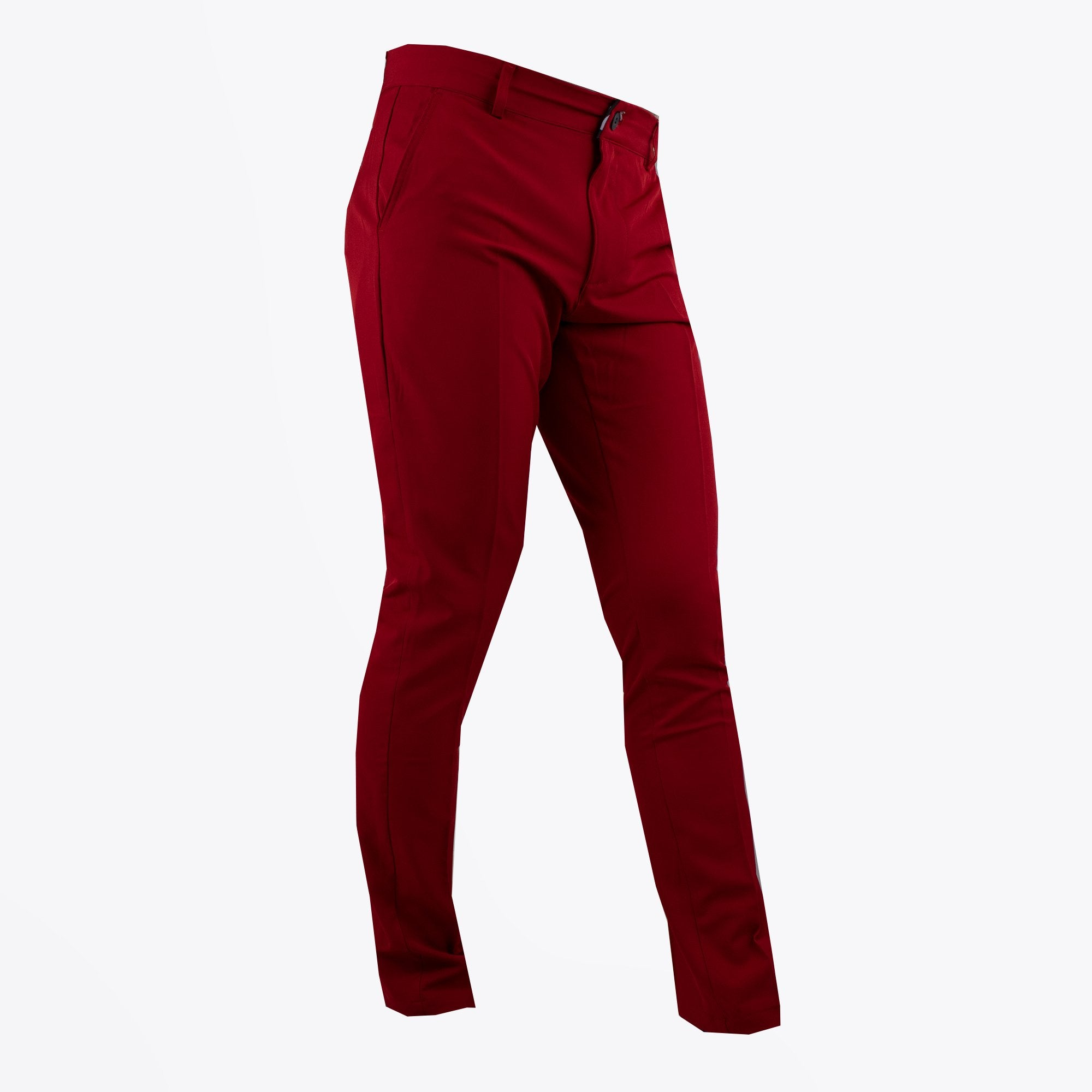 Druids Golf - Mens Clima Trousers (Red)