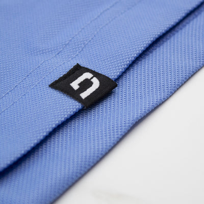 Druids Golf - Mens Two Tone Polo (Blue)