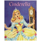 Vintage Looking Cinderella Quilt Panel to sew - QuiltGirls®