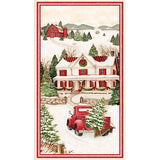 Evergreen Farm Quilt Panel to sew - QuiltGirls®