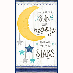 All of Our Stars Fabric Panel to sew - QuiltGirls®
