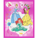 One of a Kind Princess Quilt Panel to sew - QuiltGirls®