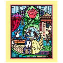 Disney's Beauty and the Beast Quilt Panel to sew - QuiltGirls®