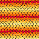 ORNG House on the Hill Scallops Yellow/Orange Fabric to sew - QuiltGirls®