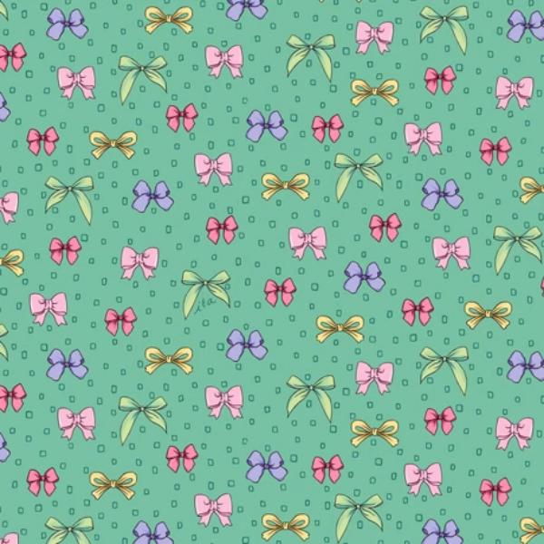 GRN Amour De Fleur Fabric to sew