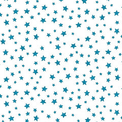BLU Back Porch Celebration Stars Fabric to sew - QuiltGirls®