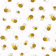 Susybee's Bees Fabric to sew - QuiltGirls®