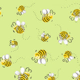 Susybee's Bees on Green Fabric to sew - QuiltGirls®