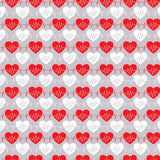 Big Hugs Gray Heartbeat Fabric to sew - QuiltGirls®