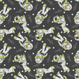 Toy Story's Buzz Fabric to sew - QuiltGirls®