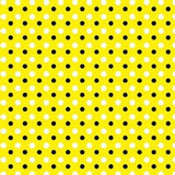 YELL Graphix Dots on Yellow Fabric to sew - QuiltGirls®