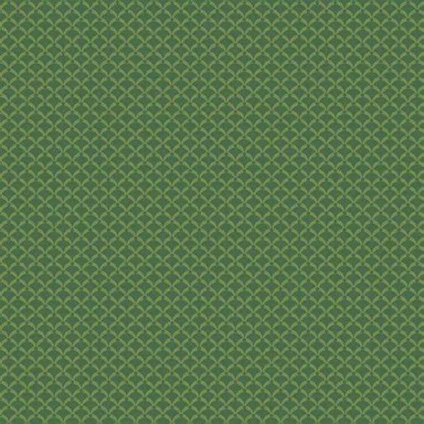 GRN Bedrock Dark Green Fabric to sew - QuiltGirls®