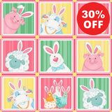 Down on the Bunny Farm Block Fabric to sew - QuiltGirls®