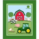 John Deere Barn Yard Quilt Panel to sew - QuiltGirls®