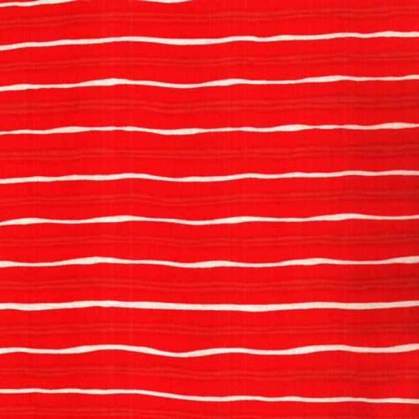 RED Takes Two to Tango Stripe Fabric to sew