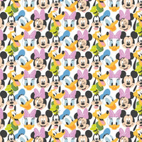 Mickey Here Comes the Fun Fabric to sew - QuiltGirls®