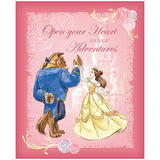 Beauty and the Beast Waltz Quilt Panel to sew - QuiltGirls®