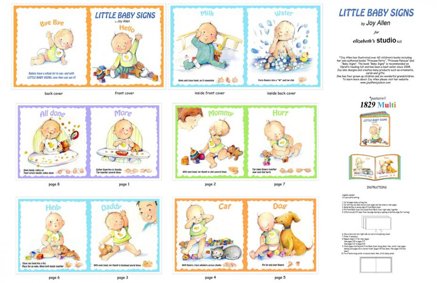 Little Baby Signs Fabric Book Panel To Sew  Quilt Girls. Crop Circle Signs. Wet Floor Signs. Adolescent Signs. Lumg Signs. Abdominal Signs. Dog Poop Signs Of Stroke. Serious Bacterial Signs. Doctor's Signs Of Stroke